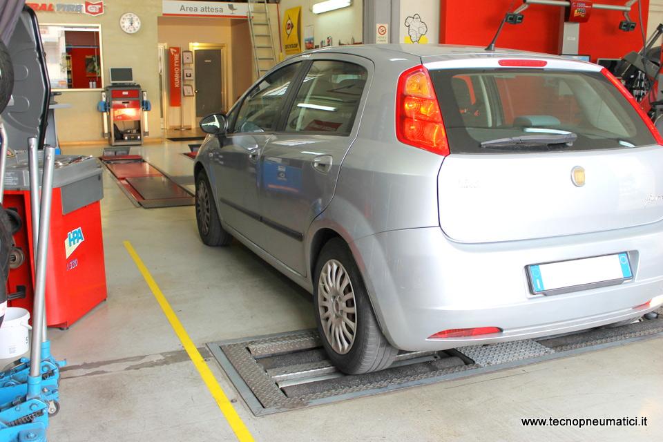 collaudo veicoli Lecce
