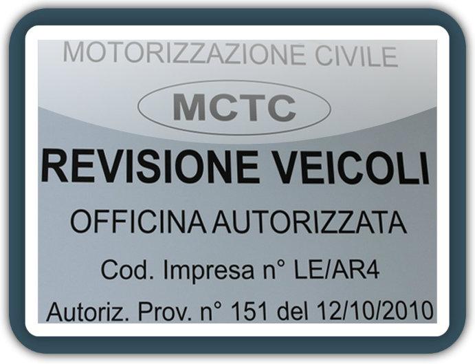 revisione veicoli Martano - Lecce